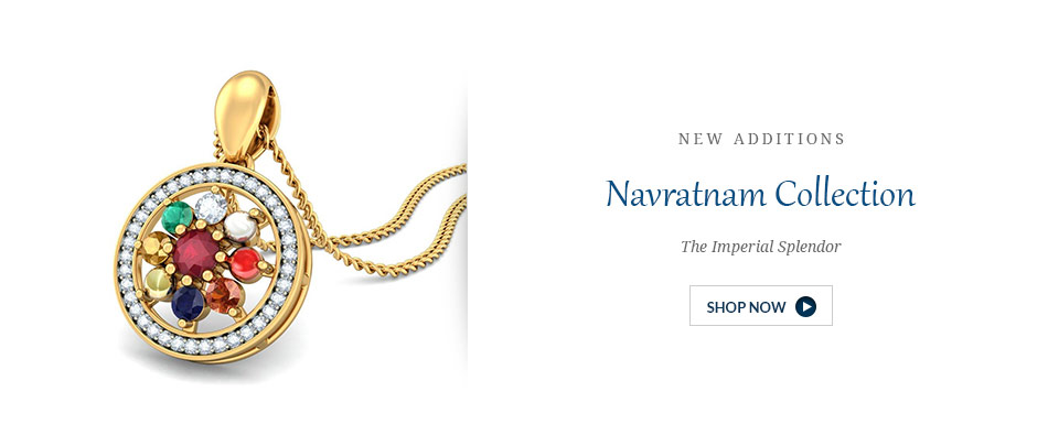 BlueStone Navaratnam Collection